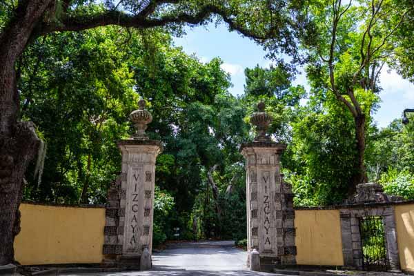 Estrada Vizcaya Museum em o que fazer em Miami
