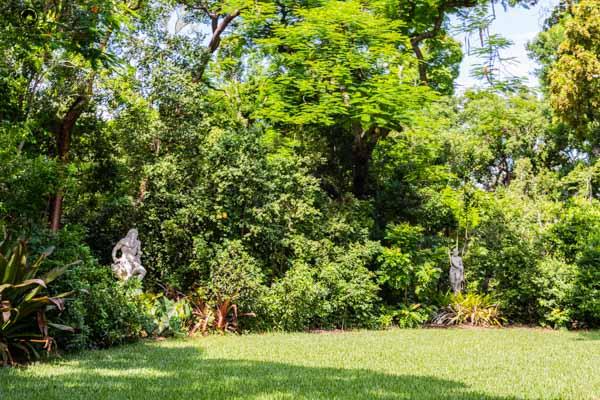 Estrada Vizcaya Gardens em o que fazer em Miami