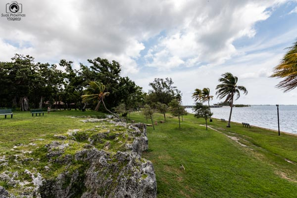 Alice Wainwright Park em Miami Florida
