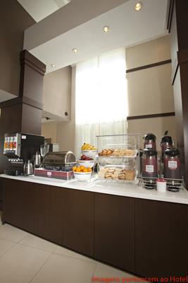 Café da Manhã no Confort Suites em Onde ficar em Miami
