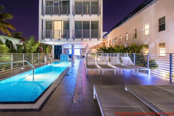 Urbanica The Meridian Hotel em Onde Ficar em Miami