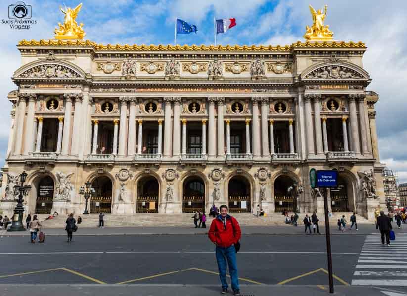 Ópera Garnier em Melhores Dicas de Paris
