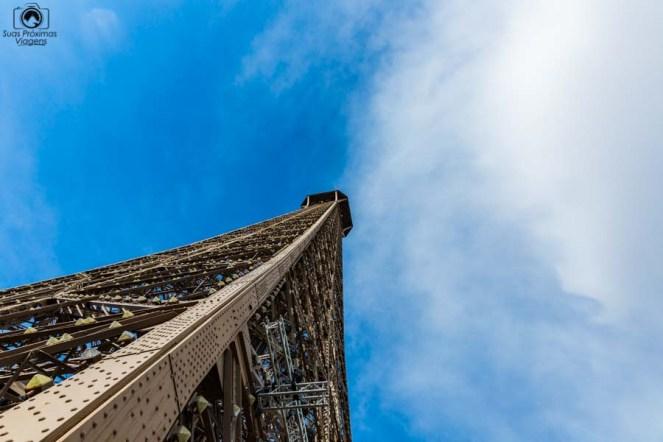 Vista da Torre desde o 1o Andar em o que fazer em Paris