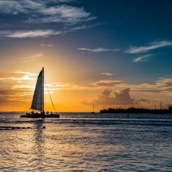 Pôr do Sol em Key West