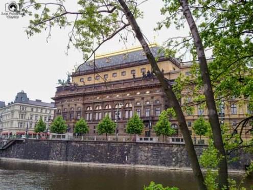 Teatro Nacional em Praga