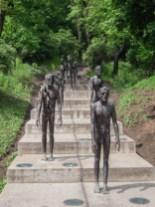 Esculturas espalhadas na cidade
