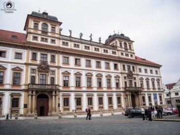 Construções Antigas em Praga
