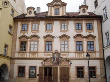 Construções em Praga