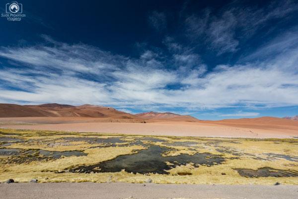 Mirador Quebrada Quepiaco a caminho do Salar de Tara
