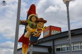 Loja da Lego no Disney's Springs em o que fazer em Orlando