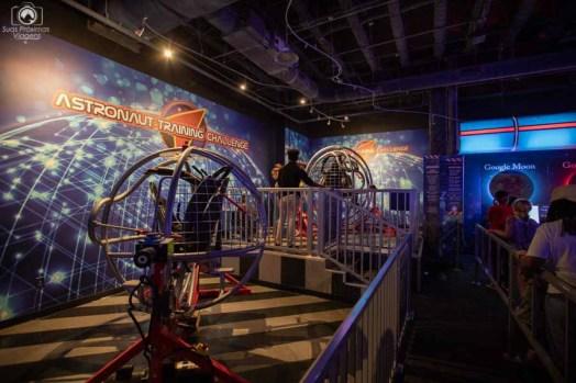 Treinar seu equilíbrio no Wonderworks