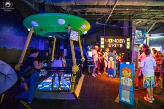 Atrações Diversas no Wonderworks