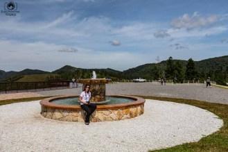 Imagem da Fonte do Mirante no Pico do Itapeva em Campos do Jordao Pontos Turisticos