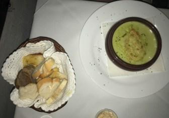 Imagem do Sopa de Aspargos no La Coupole em Onde Comer em Campos do Jordão