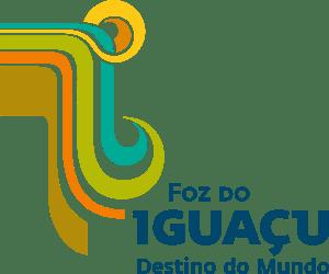 logo Secretaria de Turismo de Foz do Iguaçu apoiador da Expedição Cone Sul