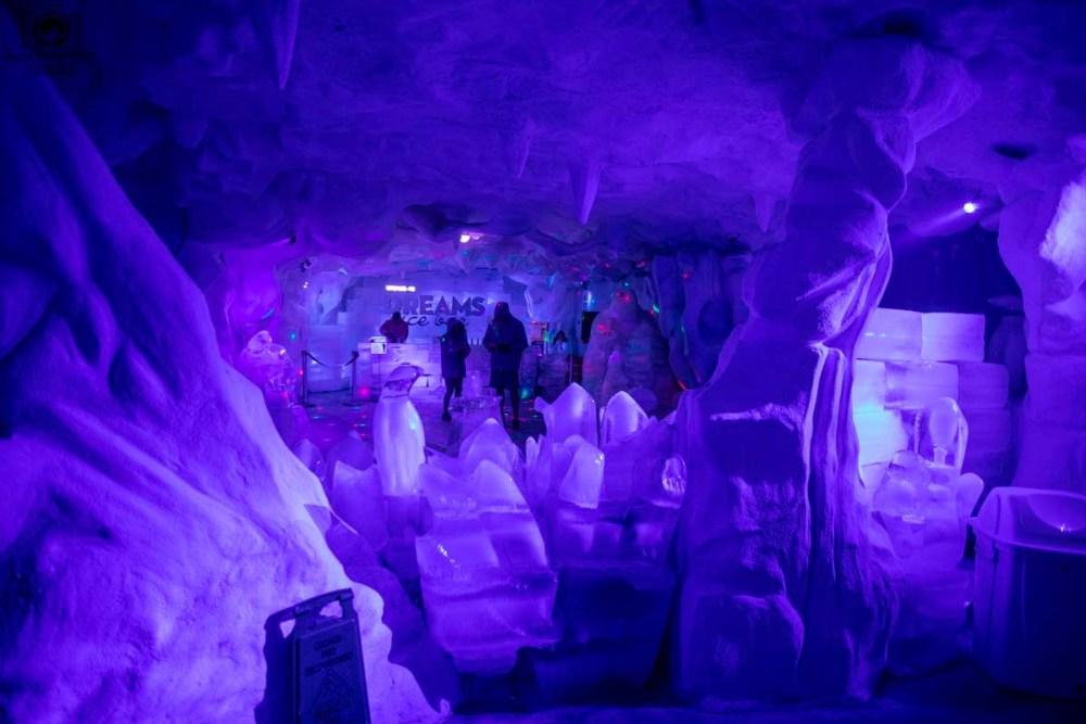 Foto do Ice Bar do Dreamland em o que fazer em Foz do Iguaçu