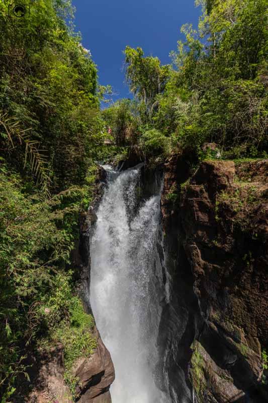 Vista das cataratas pelo lado argentino em O que Fazer em Foz do Iguaçu