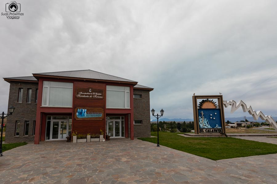 Imagem da Secretaria de Turismo do Município de El Calafate