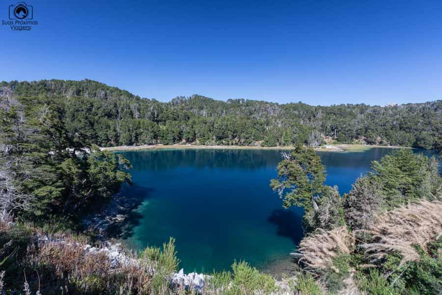 Imagem do Lago Espelho Grande