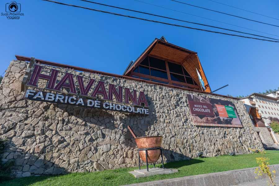 Imagem do Museu do Chocolate Havana em Bariloche