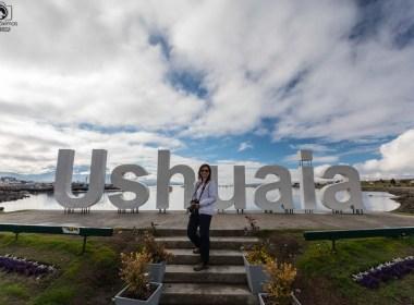 Imagem do Letreiro de Ushuaia