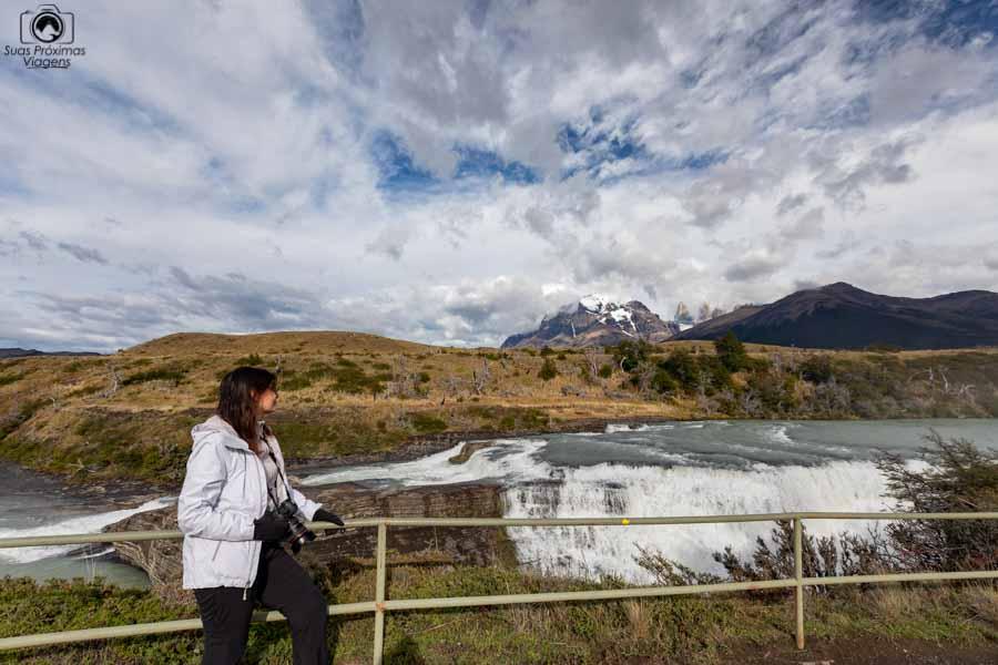 Imagem da Cachoeira Paine