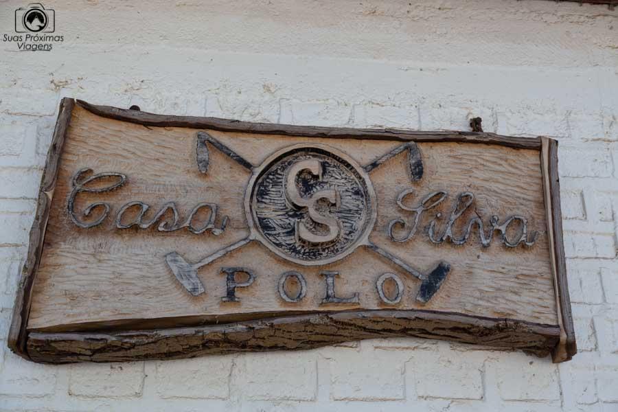 imagem da logomarca do Polo da Casa Silva