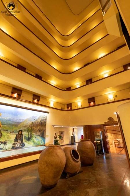 Imagem interior do Almacruz Hotel
