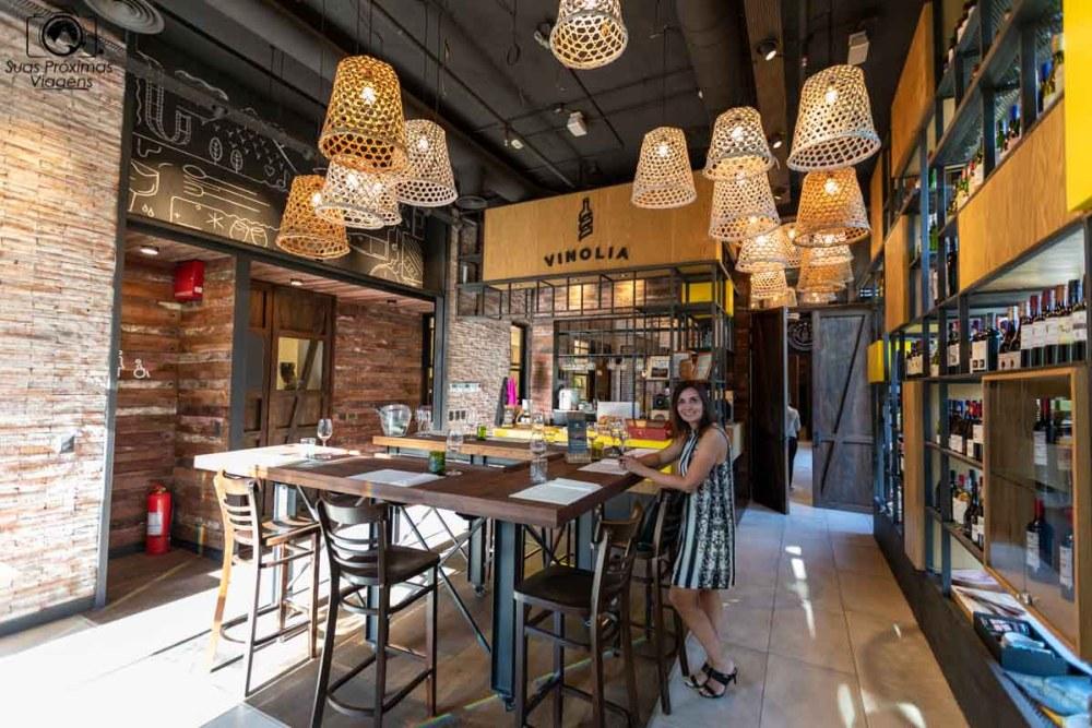 imagem do bar do Vinolia
