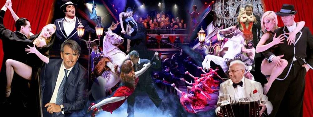 Imagem de divulgação do Sr Tango em Buenos Aires