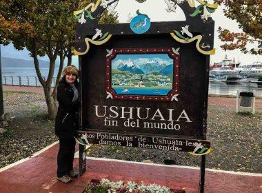 imagem do portal de Ushuaia