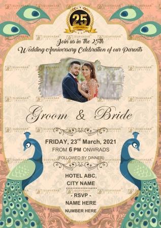 silver-jubilee-wedding-anniversary-invitation-4