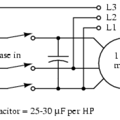 Single Phase Capacitor Start Run Motor Wiring Diagram Fetal Pig Heart Labeled Tesla Polyphase Induction Motors | Ac Electronics Textbook