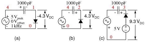 Positive Peak Detector Circuit