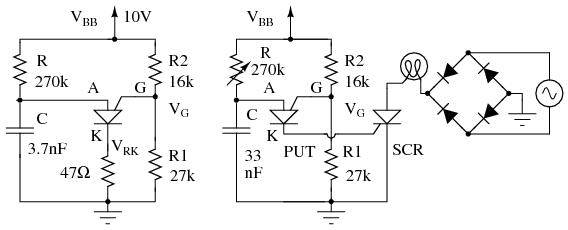 transistor application circuits