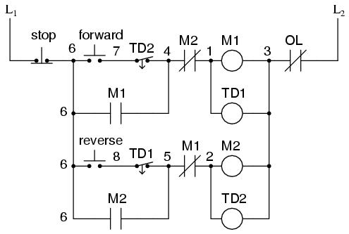 240v Water Heater Timer Wiring Diagram Motor Control Circuits Ladder Logic Electronics Textbook