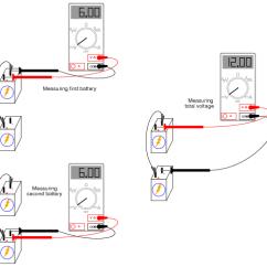 Shunt Resistor Wiring Diagram Flex A Lite Series Batteries | Dc Circuits Electronics Textbook