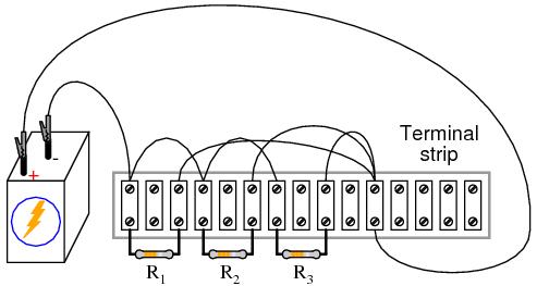 Ohmmeter: Ohmmeter Ammeter Voltmeter Wiring