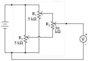 Precision Potentiometer   DC Circuits   Electronics Textbook