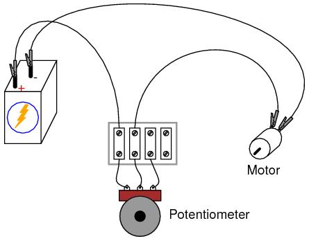 Rheostat Potentiometer Schematic, Rheostat, Free Engine