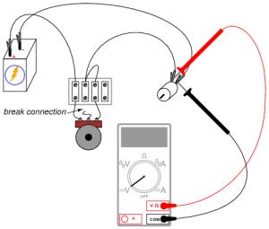 Potentiometer as a Rheostat | DC Circuits | Electronics