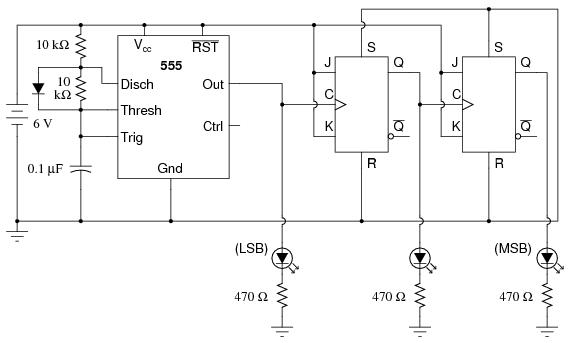 110 Volt Schematic Wiring Diagram 3 Bit Binary Counter Digital Integrated Circuits
