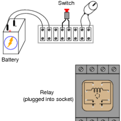 Dpdt Relay Wiring Diagram Sony Cdx Basic Electromagnetic Relays Electricity Worksheets Draw The Necessary Connecting Wires Between Terminals In This Circuit So That Actuating Normally Open Pushbutton Switch Will Energize