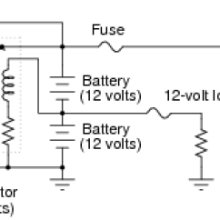 4 Wire Dc Motor Connection Diagram Subaru Impreza Stereo Wiring Generator Theory Electric Circuits Worksheets