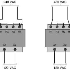 Wiring Diagram For Doorbell Transformer Kia Rio Stereo Step-up, Step-down, And Isolation Transformers | Ac Electric Circuits Worksheets