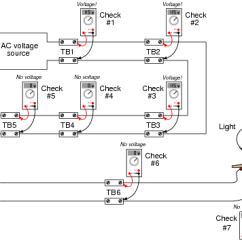 Wiring Diagram For House Lighting Circuit 4 Wire Humbucker Basic Troubleshooting Strategies Electricity Worksheets