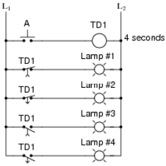 Time Delay Relay Circuit Diagram Pride Legend Mobility Scooter Wiring Electromechanical Relays Digital Circuits Worksheets