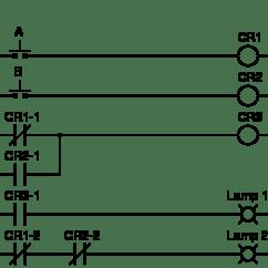 Ladder Logic Diagram Examples 22r Carburetor Wiring Electromechanical Relay | Digital Circuits Worksheets