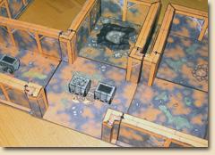 Mine Diorama