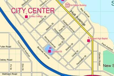 map modern street maps road draw annual making cartographer issue atlas profantasy level